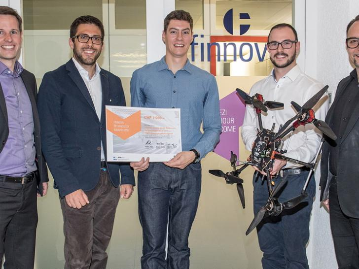Gewinner Finnova-Technology-Award