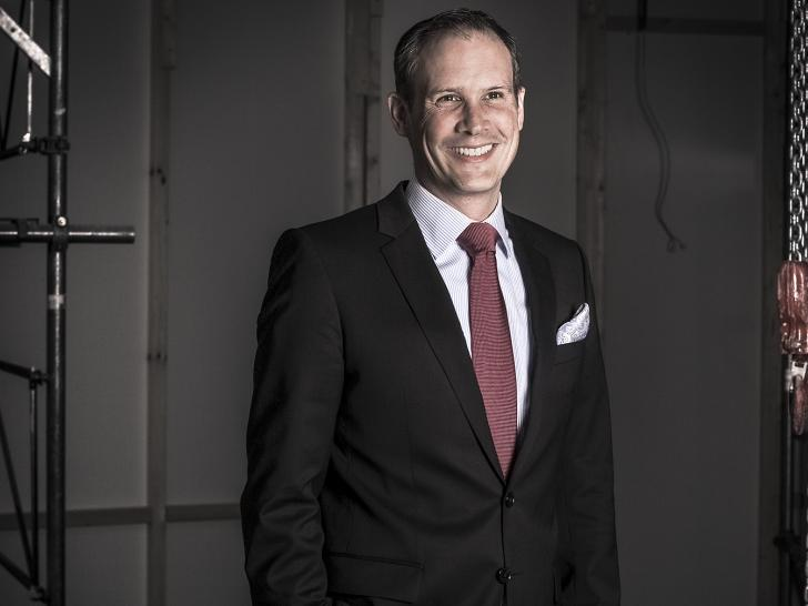Marco R. Zanolari, General Manager Grand Hotels Bad Ragaz